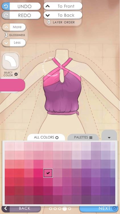 Top Fashion Style Designer screenshot-6