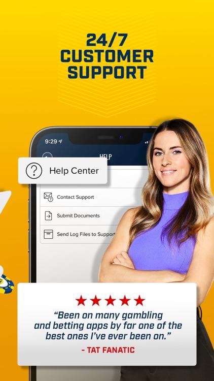 FOX Bet Sportsbook & Casino screenshot-5