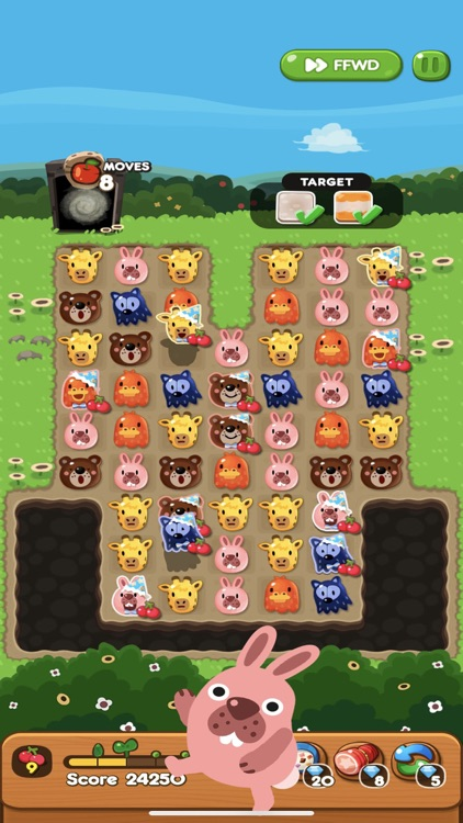 LINE PokoPoko screenshot-5