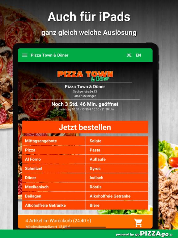 Pizza Town & Döner Meiningen screenshot 7