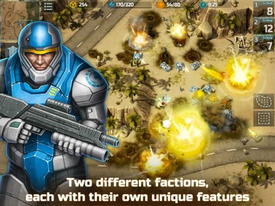 Art Of War 3:RTS Strategy Game screenshot