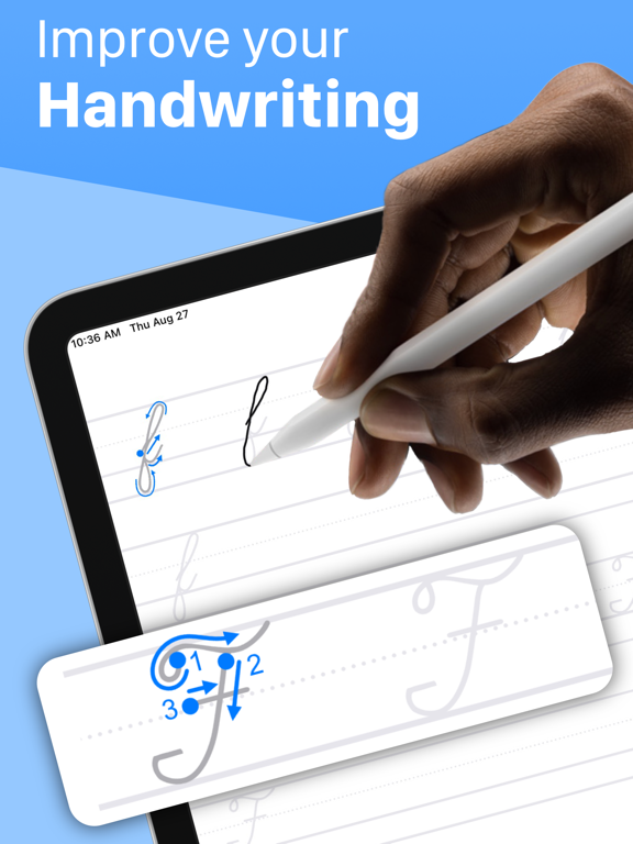 Writey - Learn Handwriting Screenshots