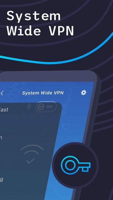 VPN + TOR Browser and Ad Block Screenshot