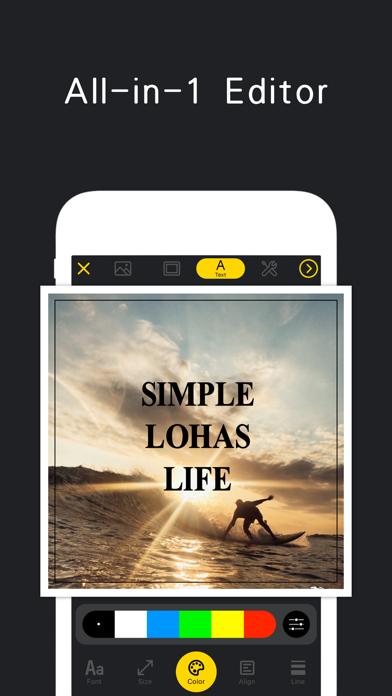 点击获取TYPEE Lite: Grid & Story Maker
