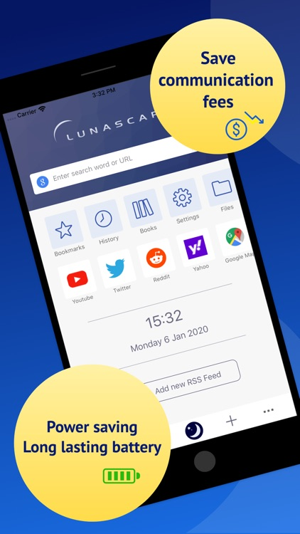 Lunascape Web Browser