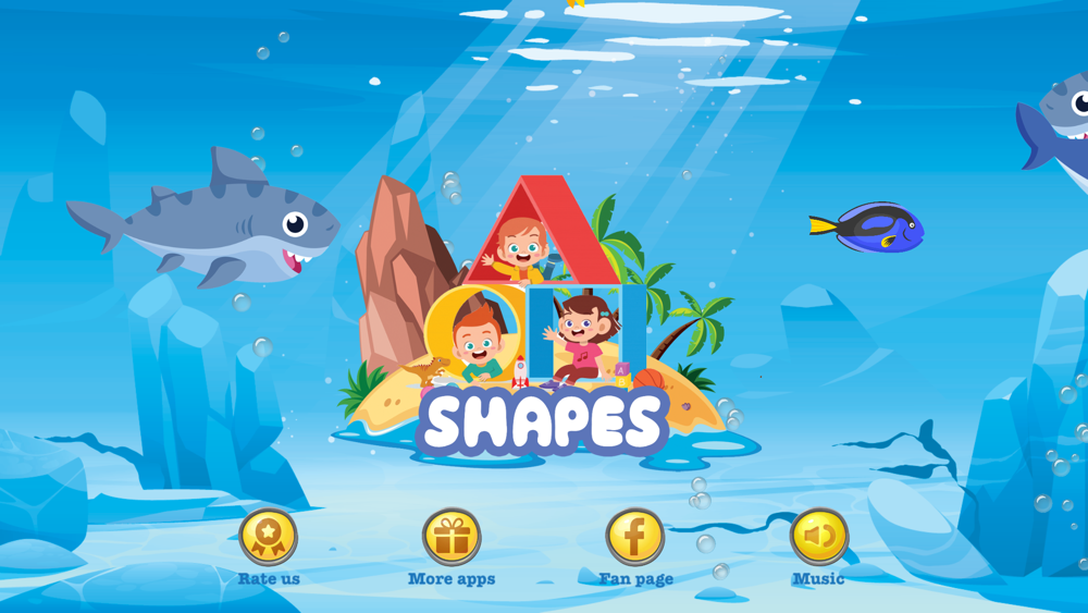 Baby Shark Games App for iPhone - Free Download Baby Shark ...