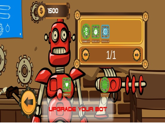 Bot Lazer Fight screenshot 10
