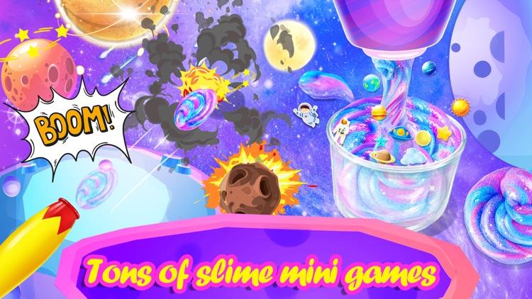 Galaxy Slime VS Fun Mini Games