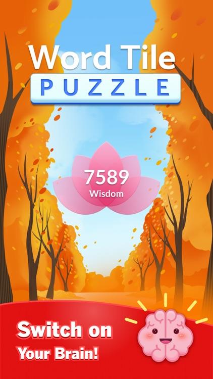 Word Tile Puzzle: Tap to Crush screenshot-6
