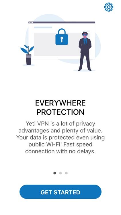 Yeti VPN screenshot-3
