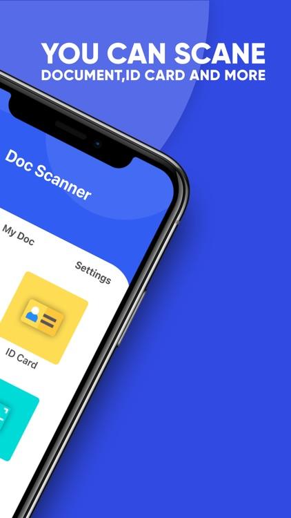 Doc Scanner - PDF Editor