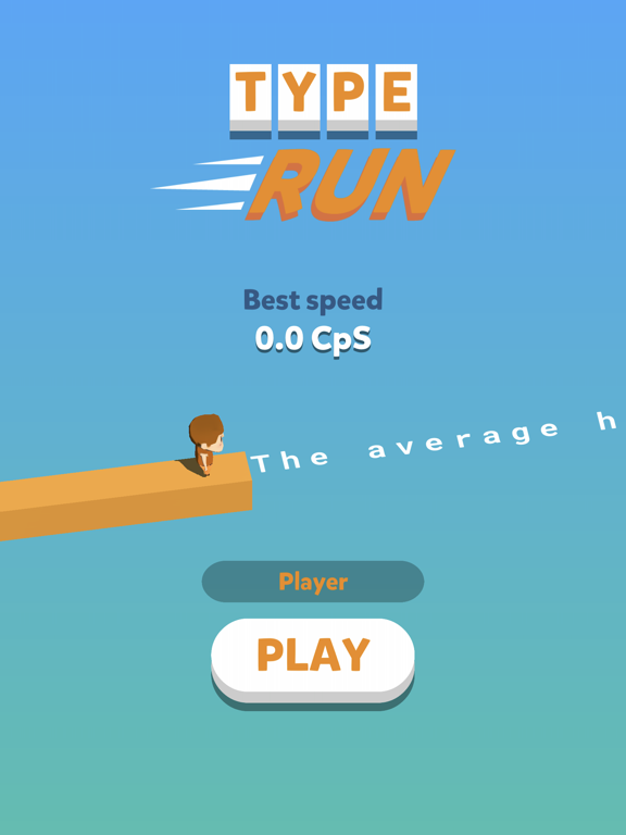 Type Run screenshot 5