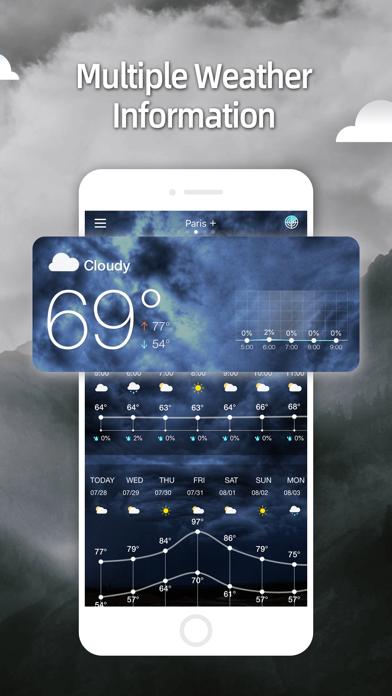 Weather-Daily Weather Forecastのおすすめ画像3