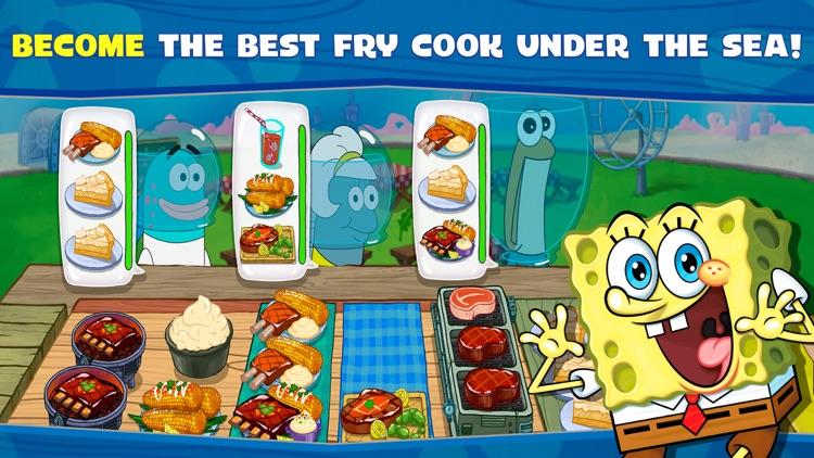 SpongeBob: Krusty Cook-Off screenshot-0