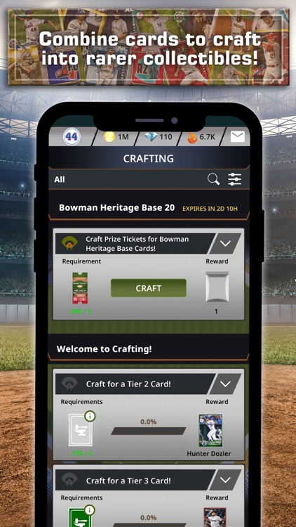 Topps® BUNT® MLB Card Trader screenshot-3