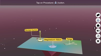 Chemical Reaction: State & Gas screenshot 3