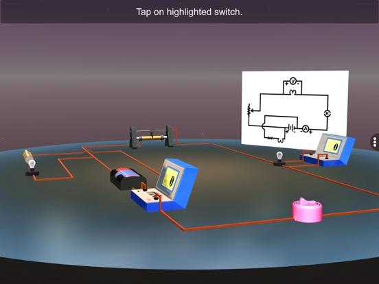 Electric Circuit Diagram screenshot 9