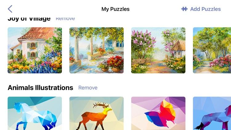 1000 Jigsaw Puzzles Art