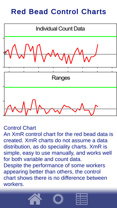 Deming Red Beads Screenshot