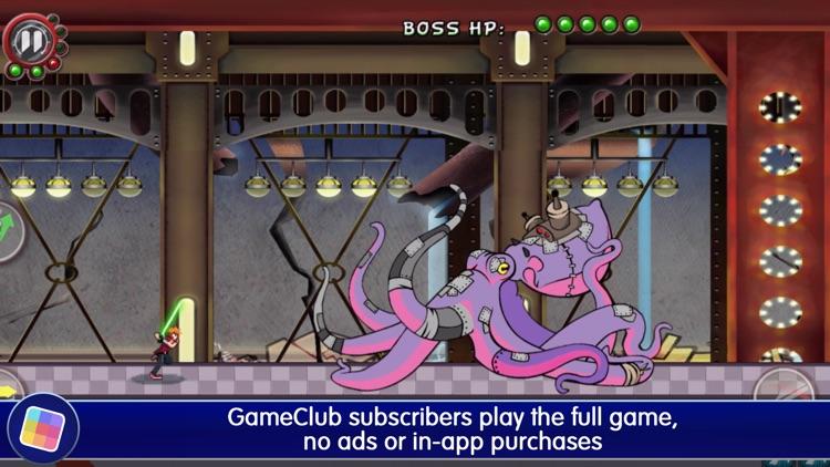 Don't Run With A Plasma Sword screenshot-4