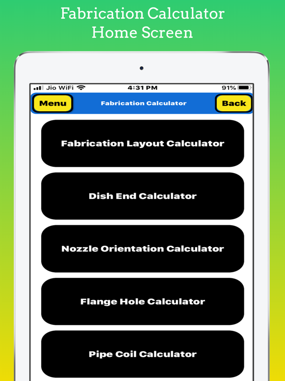 Fabrication Calculator screenshot 11