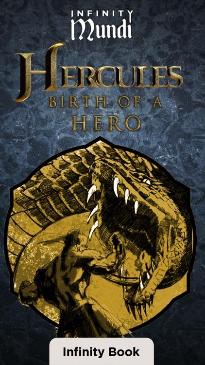 Hercules, the birth of a Hero