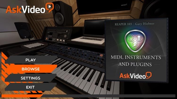MIDI Course for Reaper