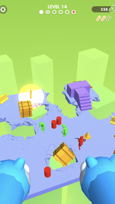 Ground Breaking 3D screenshot 3