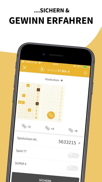 Clever Lotto & Eurojackpot App screenshot-8