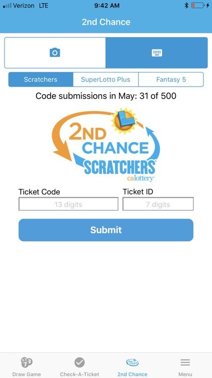 CA Lottery Official App screenshot-6
