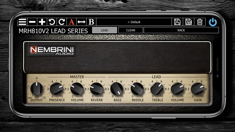 MRH810 V2 Lead Series