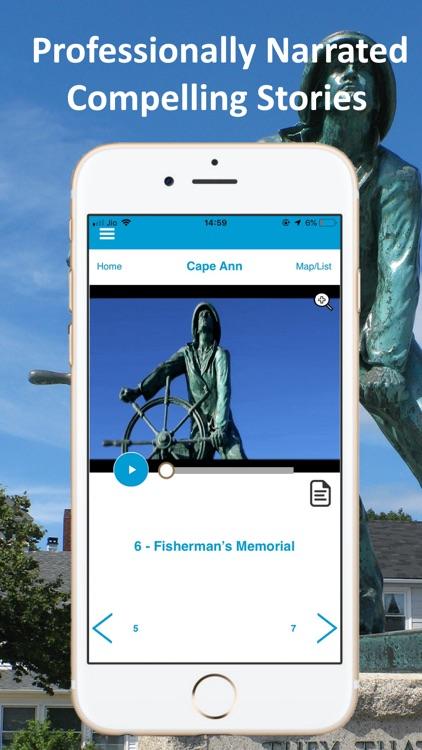 Cape Ann Driving Tour Guide screenshot-3