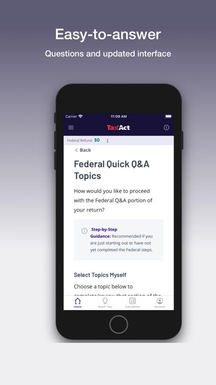 TaxAct Express screenshot-3