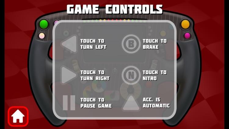 Nitro Car Racing 2 Lite screenshot-7