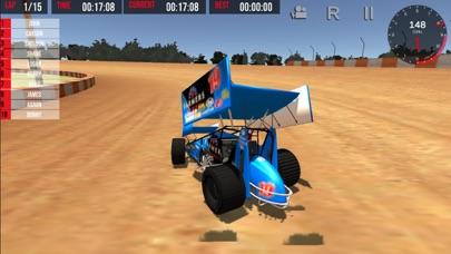 Outlaws - Sprint Car Racing 3のおすすめ画像4