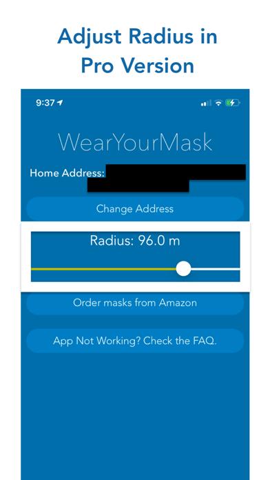 WearYourMask Pro screenshot 2