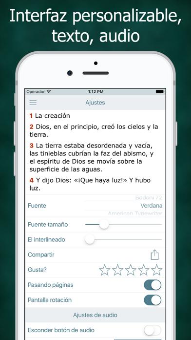 messages.download Biblia Cristiana en Español software