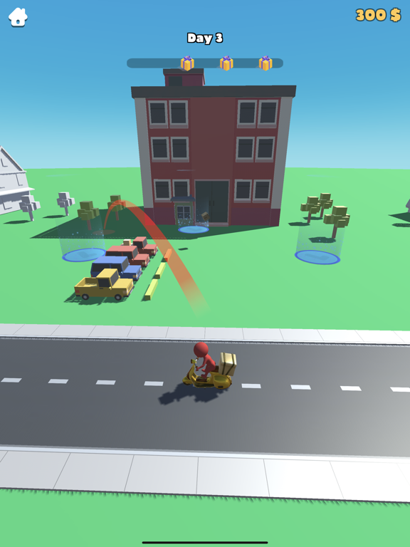 Delivery Guy! screenshot 5