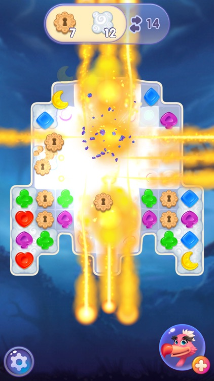 WonderMatch - Match-3 Puzzle screenshot-7