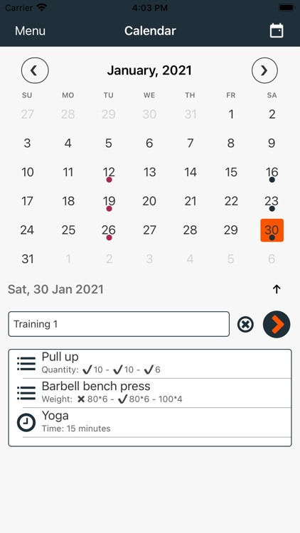 Workout Planner Pro+