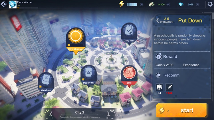Sniper Fire: Shooting Gun Game screenshot-7