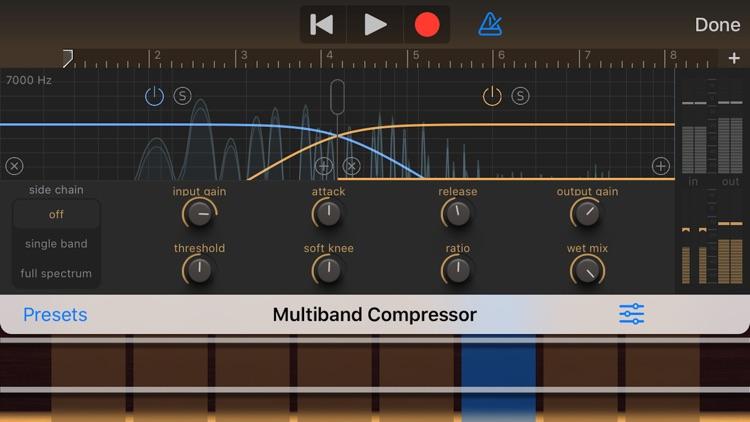 Multiband Compressor screenshot-4