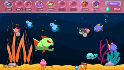 Insaquarium: Tap Aquarium screenshot 4