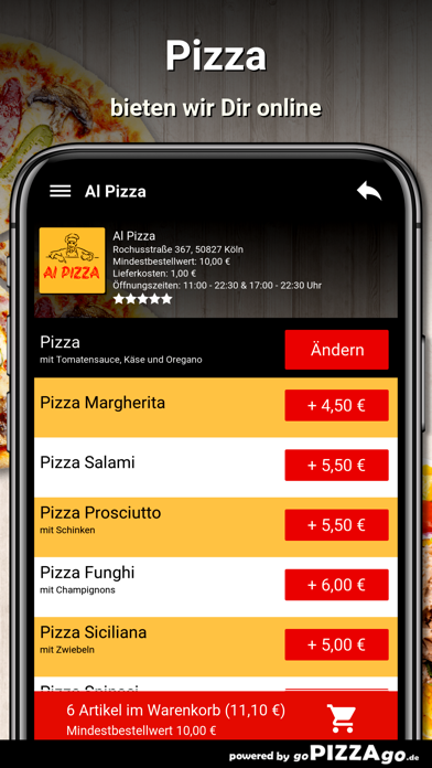 Al Pizza Köln screenshot 5
