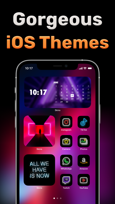 Icon Themer App Changer for Me Screenshot