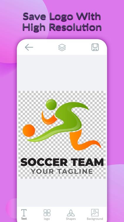 Logo Maker : Logo Creator Art screenshot-5