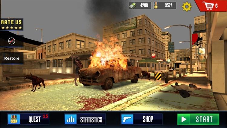 Call Of Mini: Zombie Games screenshot-9