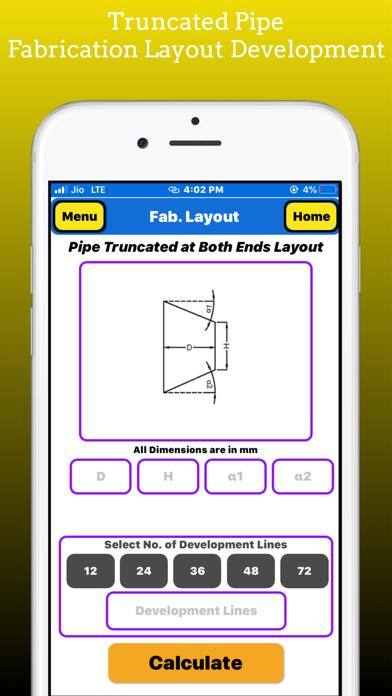Fabrication Layout screenshot 3