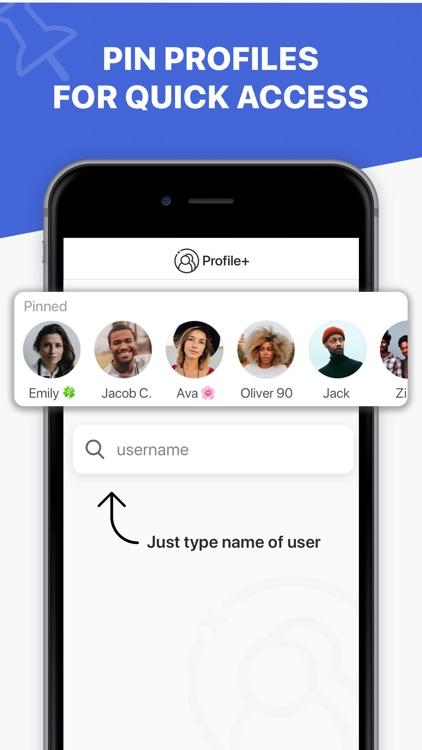 Profile+ Reports & Insights screenshot-6