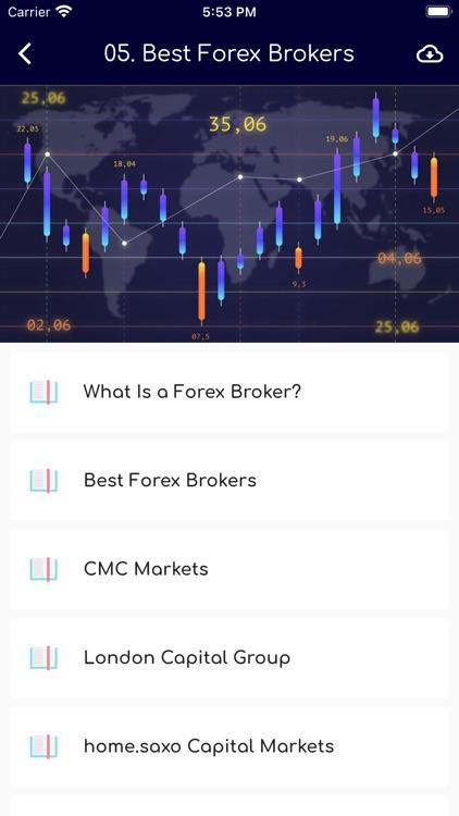 Learn Bitcoin & Forex Trading screenshot-3